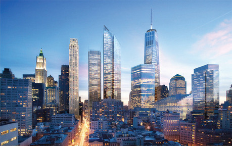 6 Million Square Feet of LEED Office Space to Hit Manhattan in 2013 | sustainable architecture | Scoop.it
