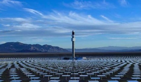 Mega hybrid solar projects ready to take on baseload fossil fuels | Cool Future Technologies | Scoop.it