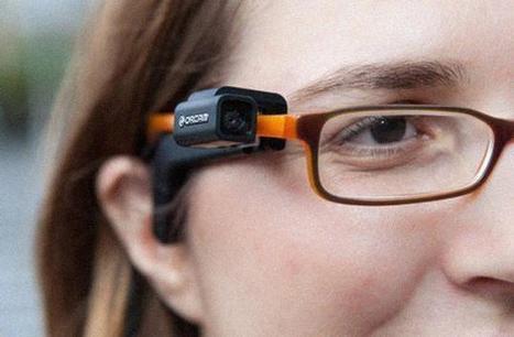 De bril  die zegt wat je 'ziet' | Macusa Emma | Scoop.it