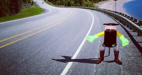 Hitchbot, un robot auto-stoppeur qui traversera (on l'espère) le Canada | Robots | Scoop.it