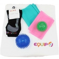 Non Slip Socks | Spiky Massage Ball at Australia | Equip 4 Pilates - Pilates Equipment | Scoop.it