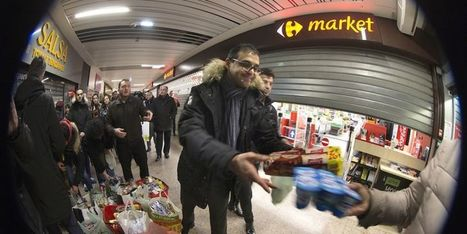 Gaspillage alimentaire : la pétition qui met la pression sur les élus et les supermarchés | Monde Agricole | Scoop.it