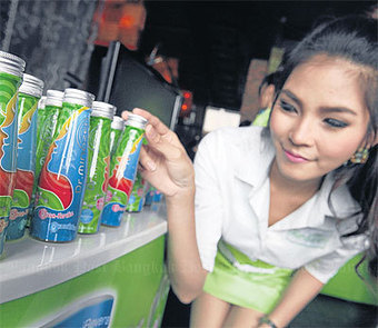 Intense drink market drawing big players | Bangkok Post: business | Thailand Business News | Scoop.it