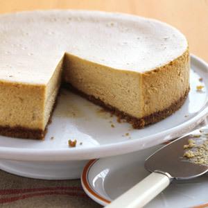 Pumpkin Cheesecake | baking delicious treats | Scoop.it