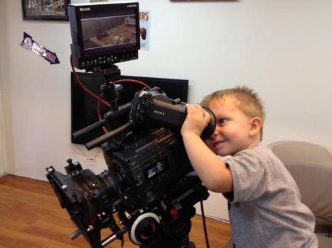 Photos of Sony Super 35mm | Facebook | Movcam | Scoop.it