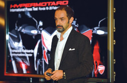 2013 Powersports Business Industry Leaders: Cristiano Silei | CEO Ducati North America | Ductalk Ducati News | Scoop.it