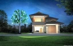Un arbre à vent pour produire l'électricité de sa maison | L'ENERGEEK : l'énergie facile en quelques clics ! | Energy Market - Technology - Management | Scoop.it