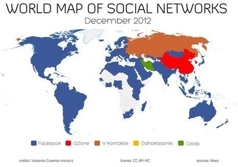 Facebook confirme sa domination des réseaux sociaux dans le monde : La Communauté des E-Marketeurs Réseau social des spécialistes du Webmarketing et du Commerce Electronique | La Communauté des E-Marketeurs et des spécialistes du Webmarketing | Scoop.it