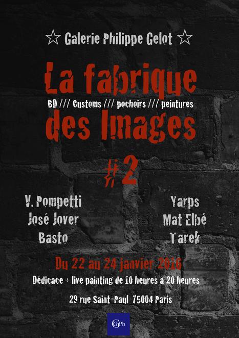 La Fabrique des images #2 | Bande dessinée et illustrations | Scoop.it