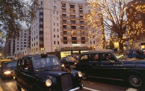 A night in a London hotel suite now costs £11,700 - before you've even opened the mini bar | Geography Teaching Ideas | Scoop.it