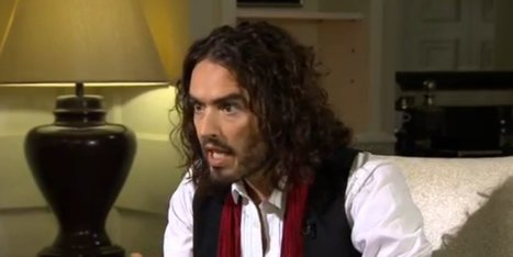 Russell Brand Takes On Jeremy Paxman (Plus Beard) On BBC's Newsnight ... - Huffington Post UK | UK elections, referendums and voting | Scoop.it