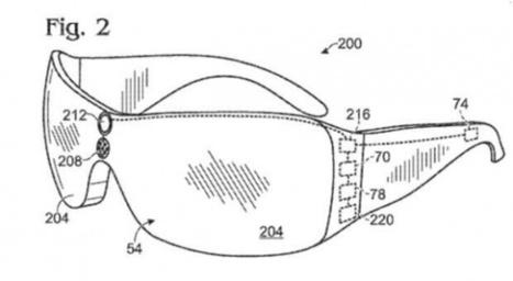 Microsoft dient patentaanvraag augmented reality-bril in | Hardware ... | Urban Technology | Scoop.it