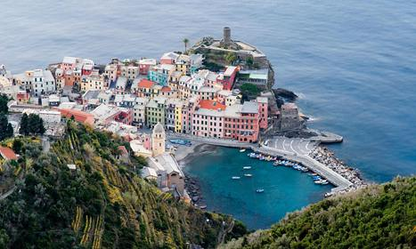 Cinque Terre: on the trail of Italy's famous five - The Guardian | Travel Bites &... | Scoop.it