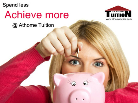 Spend Less. Achieve more | Online Tutoring | Math, English, Science Tutoring | Scoop.it