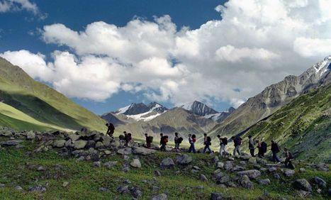 Trekking in Garhwal India, Trekking in Kumaon, Garhwal Kumaon Trekking Tours | Trekking in Zanskar | Scoop.it