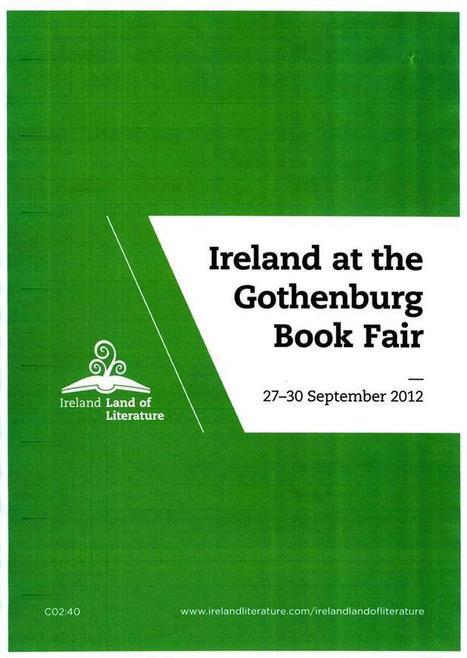 Ireland Literature Exchange  -Showcase of Irish authors at the Göteborg Book Fair | The Irish Literary Times | Scoop.it