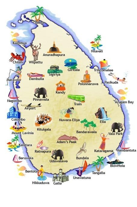 Beaches of Sri Lanka: Best Beaches and Budget Hotels in Sri Lanka | Sri Lanka Beaches | Scoop.it