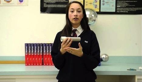 Un adolescente progetta una lanterna che funziona con il calore della mano | Makers | Scoop.it