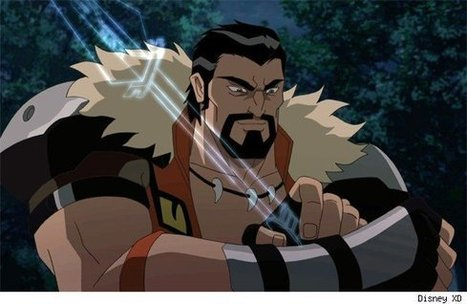 Diedrich Bader Is Kraven The Hunter On This Week's 'Ultimate Spider-Man' [Video] | Comic Books | Scoop.it