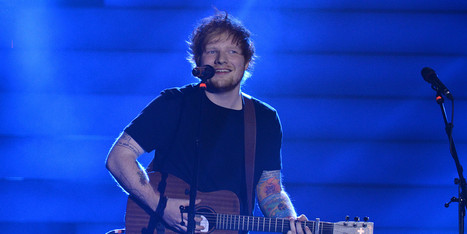 Ed Sheeran's 'I See Fire' Recorded For 'The Hobbit: The Desolation of Smaug' - Huffington Post   'The Hobbit' Film   Scoop.it