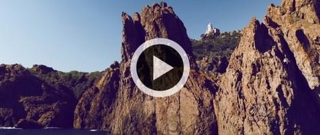 Une nouvelle vidéo de promotion pour le territoire | Estérel Côte d'Azur tourisme | Scoop.it