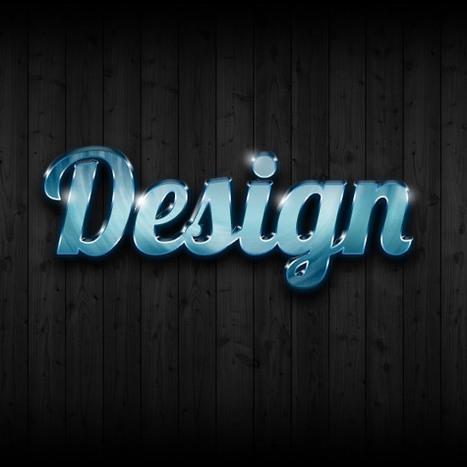60+ Kick-Ass Photoshop Text Effect Tutorials | Resources & Tutorials | Scoop.it