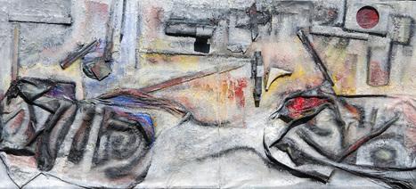 Karl H. Szekielda Creates Compelling Abstract Paintings - Manhattan Arts International | Art World News with NYC Focus | Scoop.it