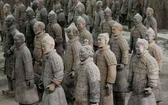 Terracotta Warriors Pictures, History & Facts – Xi'an, China | Cultuur Emma | Scoop.it