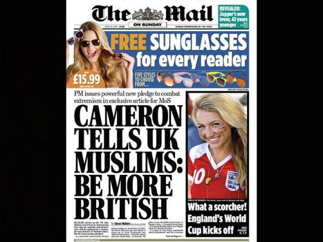 Do UK Muslims need to 'be more British'? | Dr. Cash's APHG | Scoop.it