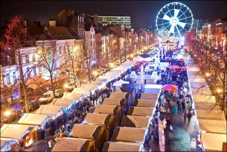 Brusselse kerstmarkt is derde beste van Europa - De Standaard | MaCuSa | Scoop.it