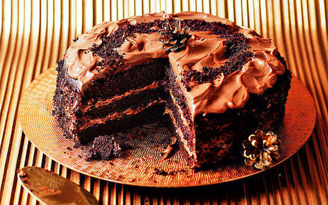 Chocolate blackout cake recipe - Telegraph | 911 | Scoop.it