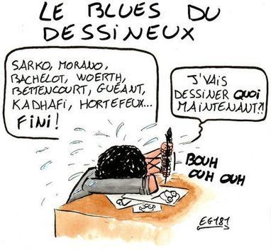 J'ai le blues | Baie d'humour | Scoop.it