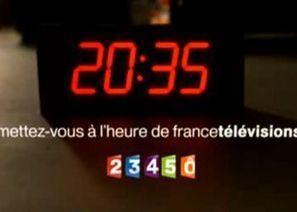 France Télévisions : des prime times autorisés après 20h35 | SOCIAL TV & TV CONNECTÉE | Scoop.it