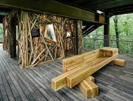 Tour the Huge Treehouse Where Boy Scouts Learn Sustainability | Make an impact | Scoop.it