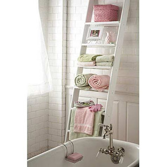 15 Cool and Creative Ways To Reuse Ladders. | Creative Ideas | Scoop.it