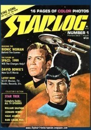 Sci Fi Genre Gems: Starlog Magazine (The Classic Years) « Axiom's Edge Science Fiction and Fantasy   Science Fiction Future   Scoop.it