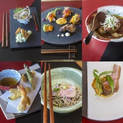 Cancale: quand le Japon et la Bretagne se rencontrent… | Coups de coeur | Epicure : Vins, gastronomie et belles choses | Scoop.it