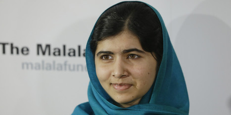 10 Lessons We Can All Learn From Malala Yousafzai | Agent of Change | Scoop.it