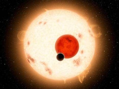 Truth turns out to be far stranger than science fiction as Nasa Kepler space telescope discovers weird planets | UFO Matrix Magazine | Scoop.it