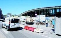 Annecy : Les derniers travaux de la gare normalement finis en juillet | Avenir de la Haute-Savoie et du bassin annécien | Scoop.it