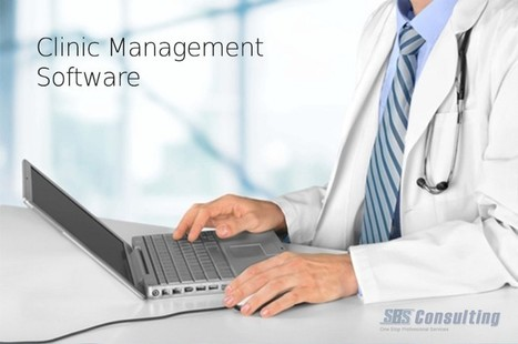 Go Paperless with an Integrated Clinic Management Software | Business Software Provider | Scoop.it