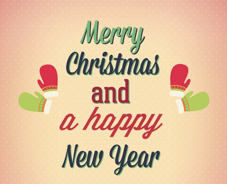 Merry Christmas and Happy New Year Wishes Cards Online | Christmas Cards 2015-16 | Wallpapers | Scoop.it