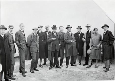 Art et technique font-ils bon ménage? Le Bauhaus au cœur des débats contemporains | 40 degrés à Londres ou les Arts d'Outre-Manche | Art Digital ou Art numérique | Scoop.it