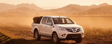 Know the value of foton Tunland as a commercial vehicle for your business | The Foton Tunland is a powerful vehicle in New Zealand | Scoop.it