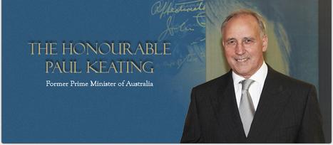Honourable PJ Keating - Indigenous Issues | Speeches | Scoop.it