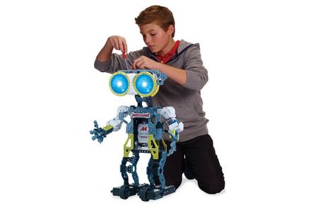 Meccano : un robot humanoïde connecté à construire soi-même | Ressources pour la Technologie au College | Scoop.it