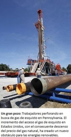 Lo más importante en innovación energética en 2012 | Tecdencias | Scoop.it