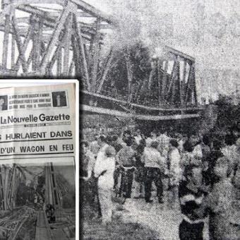 Le 15 août 1974, il y a 40 ans, c'était la catastrophe ferroviaire de Luttre, avec 18 morts et une soixantaine de blessés | PAC dans la presse ... | Scoop.it