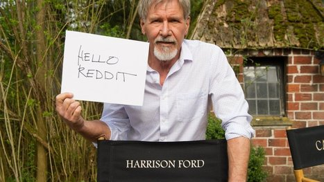 Harrison Ford injured by Millennium Falcon on 'Star Wars' set | See You At The Movies | Scoop.it