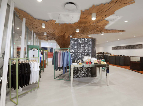 tokyo: dover street market store opening - superfuture | COMME des | Scoop.it